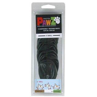 PAWZ Pawz Waterproof Disposable Dog Boots X-Small, 12pk