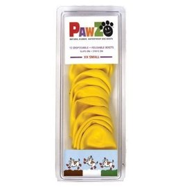 PAWZ Pawz Waterproof Disposable Dog Boots XX-Small, 12pk