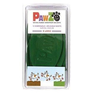 PAWZ Pawz Waterproof Disposable Dog Boots X-Large, 12pk