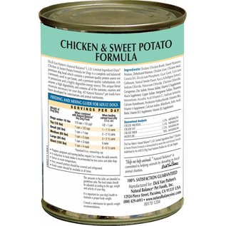 Natural Balance Chicken & Sweet Potato Limited Ingredient Canned Dog Food 13-oz Can