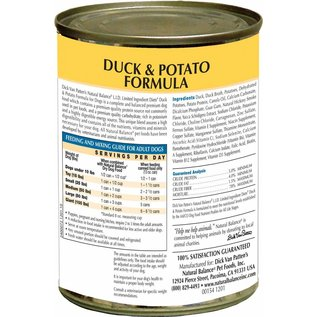 Natural Balance Natural Balance Duck & Potato Limited Ingredient Canned Dog Food 13-oz Can
