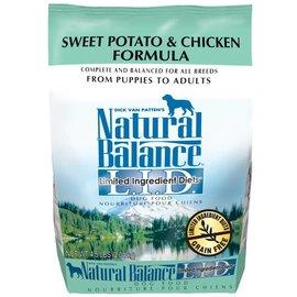 Natural Balance Sweet Potato & Chicken Limited Ingredient Dry Dog Food