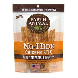 Earth Animal Earth Animal No-Hide Chicken Stix,  10-Pack