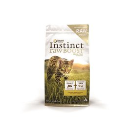 Nature's Variety Nature's Variety Instinct Raw Boost Chicken Meal Grain-Free Dry Cat Food 5.1-lb Bag