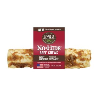 Earth Animal Earth Animal No-Hide Beef Dog Chews