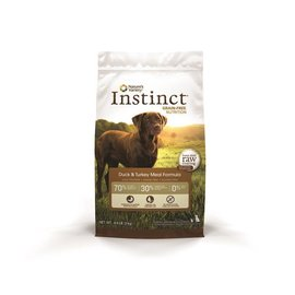Nature's Variety Nature's Variety Instinct Original Duck Grain-Free Dry Dog Food 4.4-lb Bag