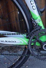 Colnago USA Preowned CLX 2.0 White/Green Record 11spd Bicycle