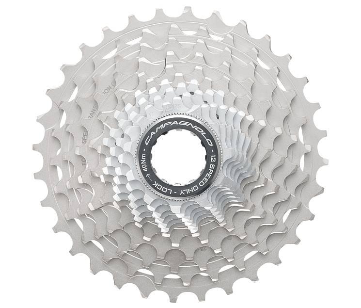 Campagnolo Super Record 12 Speed 8 Piece Group Rim Brake