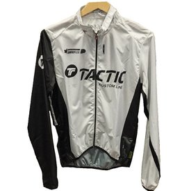 Tactic Silver Mens Wind Jacket