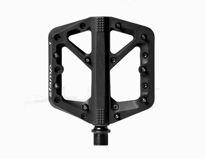 Crank Brothers Stamp 1 Large Pedals Black