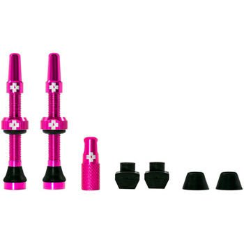 Muc-Off Tubeless Presta Valves Pair
