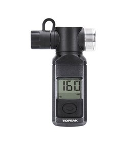 Topeak Shuttle Gauge Digital: Black/Silver