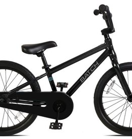 "Batch Kids 20"" Black Bike"