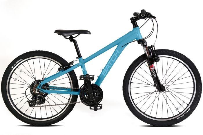 """Batch Youth 24"""" Bike Blue"""