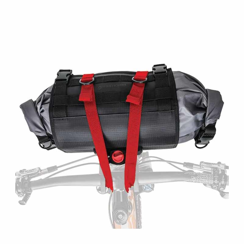 Blackburn Outpost Handlebar Bag W/ Drybag 11.5L