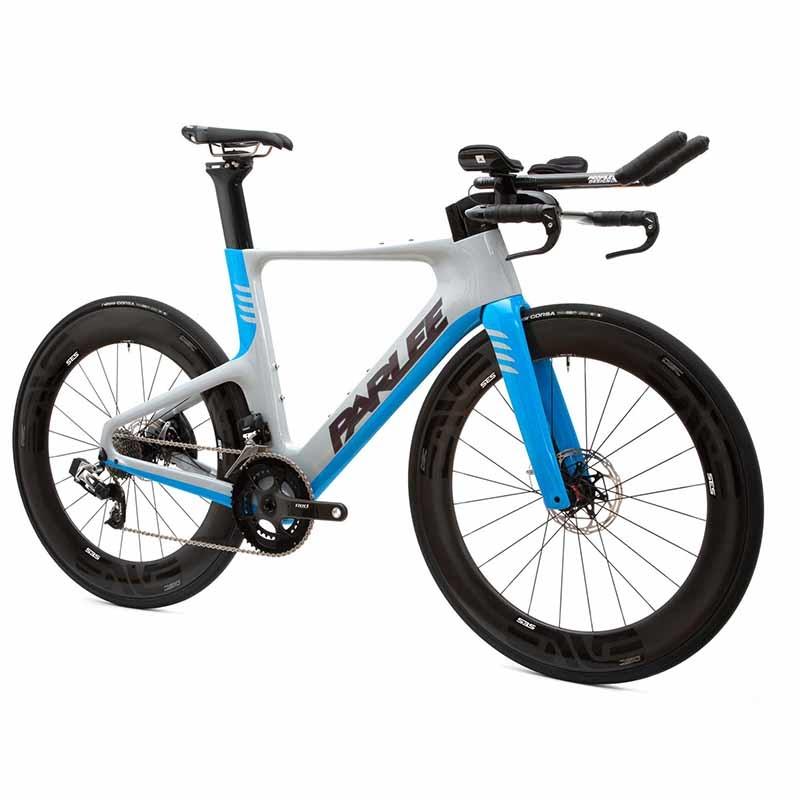 Parlee TTiR Disc Time Trial-Triail-Tri Bicycle