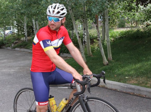 Moots Mens 35th Anniversary  Jersey