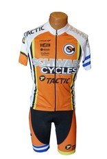 Tactic Schwab Cycles Mens Bib Short