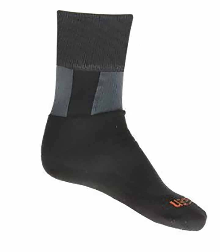 30 Seven Pack Heated Sock Short