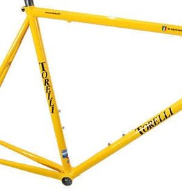 Torelli Countach Frame yellow 58cm