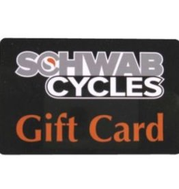Schwab Cycles Gift Card