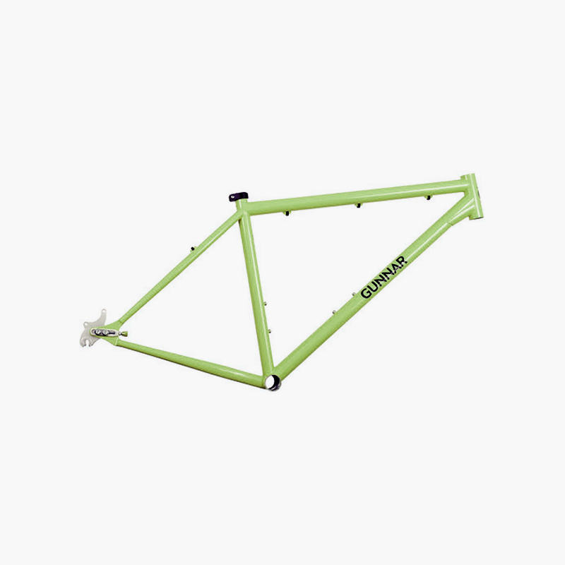 Gunnar Cycles Frame Price List