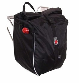 Banjo Brothers Waterproof Pannier Black Each