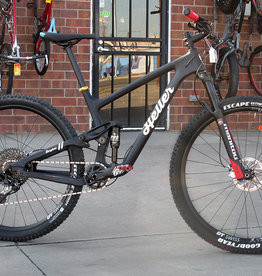 Heller Barghest 27.5+ Carbon Large Manitou/ Sram GX1 Bicycle