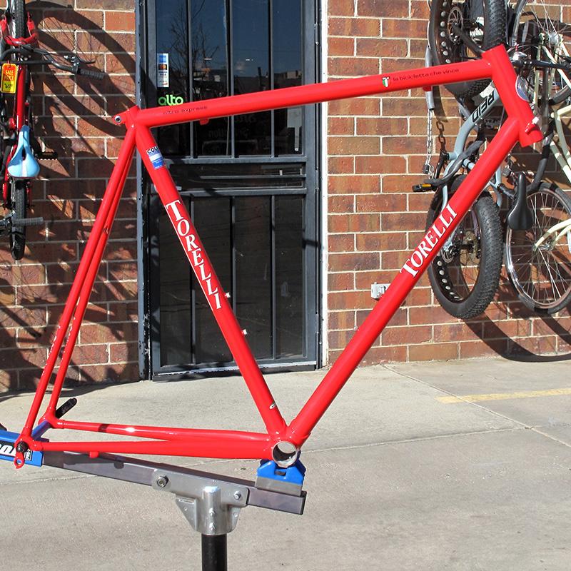 Torelli Nitro Express Frame red 56cm