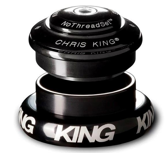 "Chris King InSet 7 Headset 1-1 /8-1.5"" Tapered"