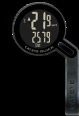 CatEye Quick Bike Computer - Wireless, Black