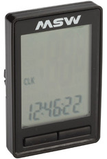 MSW Miniac Wireless 10 Function Computer, Black