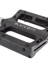 BLACK OPS Nylon Pro Pedals 9/16 Black