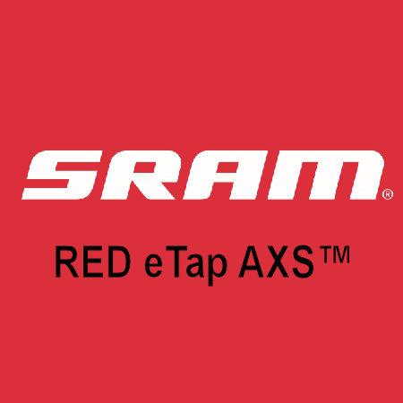 SRAM Red AXS 2x12spd RIm Brake Electronic Shifting Group