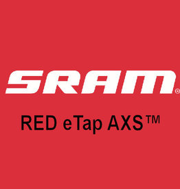 SRAM Red AXS 2x12spd Hydraulic Disc Brake Electronic Shifting Group