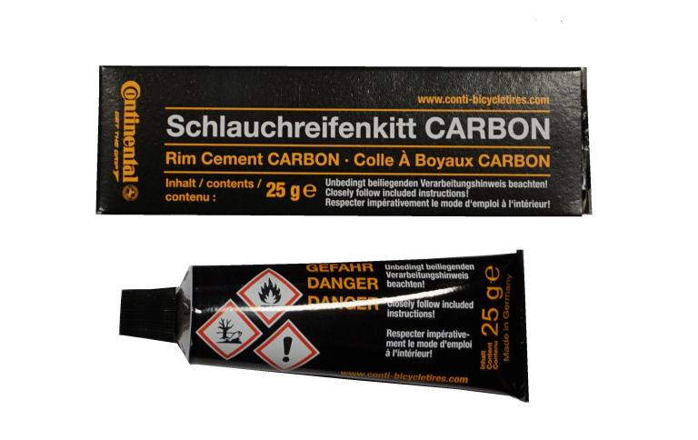 Continental Rim Cement for Carbon Rims 25g Tube