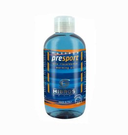 Hibros PreSport Warming Oil Medium 200ml