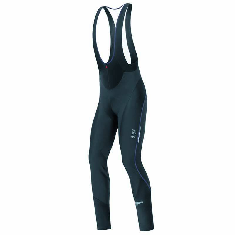 Gore Mens Oxygen Wind Stopper Bib Tight