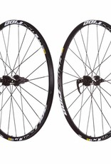 """Mavic Crossride 26"""" Wheelset Disc Black"""