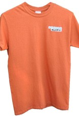 Gildan Schwab Cycles T-Shirt Orange Gildan