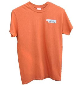 Gildan Schwab Cycles T-Shirt Orange Gildan