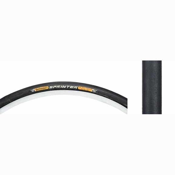 Continental Sprinter 700x22c Black Tubular