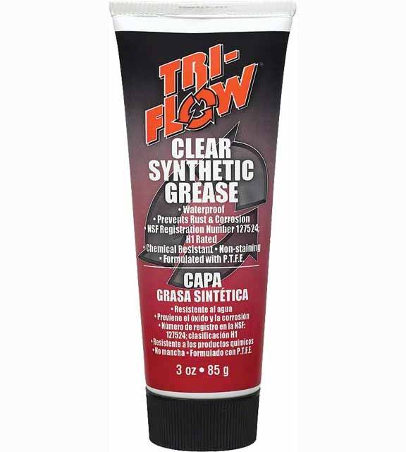 Tri-Flow Synthetic Grease with Teflon, 3oz