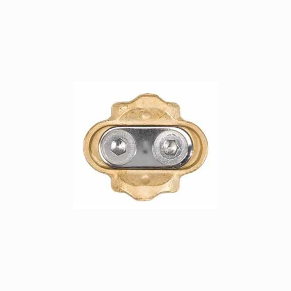 Crank Brothers Race Cleats Brass