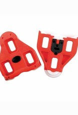 LOOK Delta Cleats Red