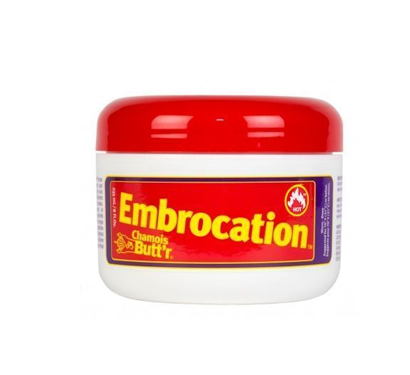 Chamois Butt'r Hot Embrocation 8oz