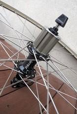 Schwab Cycles Handbuilt Wheelset Mavic CXP30 Tubular / Velocity Campagnolo Freehub