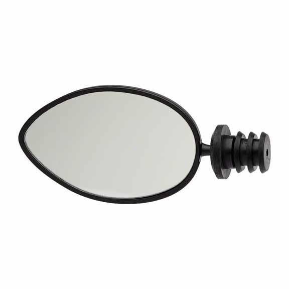 CycleAware Wingman Bar-end Mirror: Black