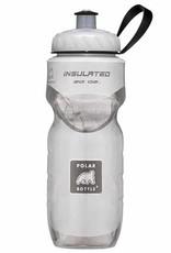 Polar Bottles Insulated 20oz Water Bottle White