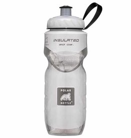 Polar Bottles Insulated 20oz Water Bottle White